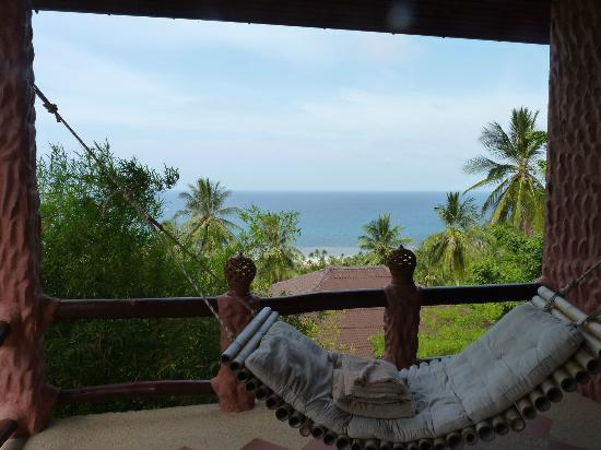 The Rocks Villas : Ausblick von der oberen Familienvilla
