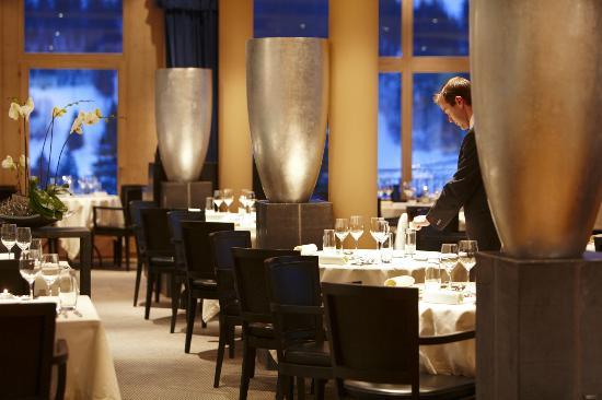 Spettacolo by Lenkerhof: Restaurant Spettacolo
