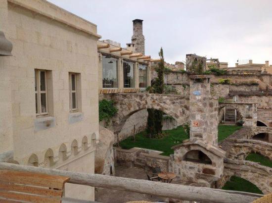 Argos in Cappadocia: hotel