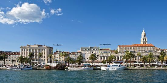 Riva Luxury Suites: Suites & Apartment on the Riva Promenade