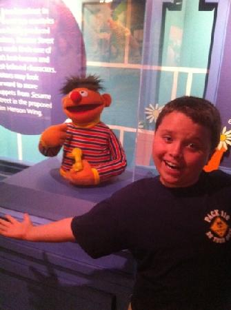 Center for Puppetry Arts: Rubber Duckie and all!