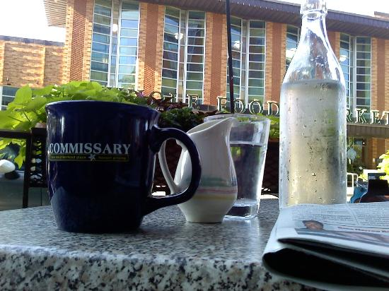 Commissary: true coffee drinker's mug