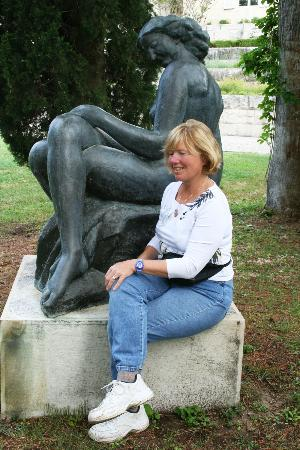 Ivan Meštrović Gallery: a contemporary of Rodin, who did 'The Thinker'