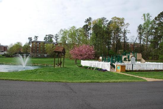 Wyndham Patriots Place: playground area