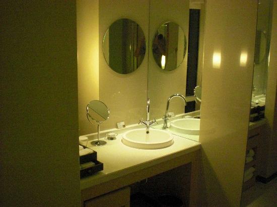 COMO Metropolitan Bangkok: bathroom