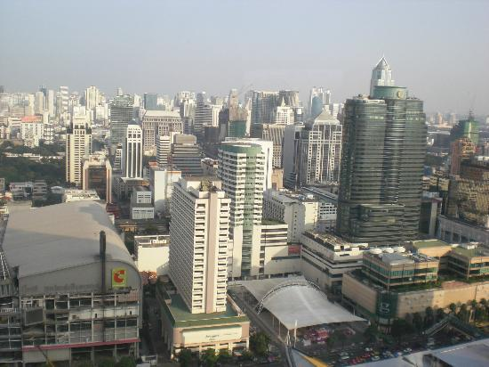COMO Metropolitan Bangkok: view from room