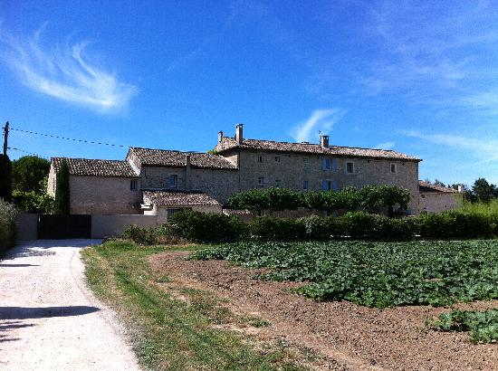 Sous L'olivier: Beautiful farm house in the country 