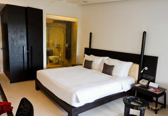 The Gateway Hotel Janardhanapuram Varkala : See-facing Superior Room