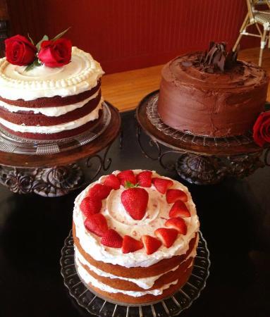 Rabalais Bistro : Cakes