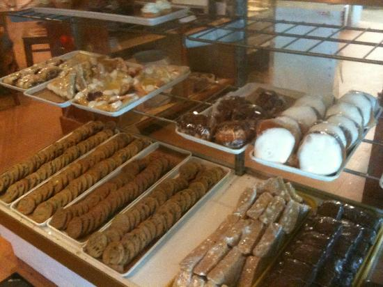 Sweet n Savory Cafe: Sweets!