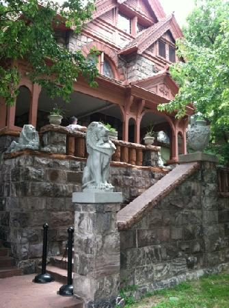 Molly Brown House Museum: front of house