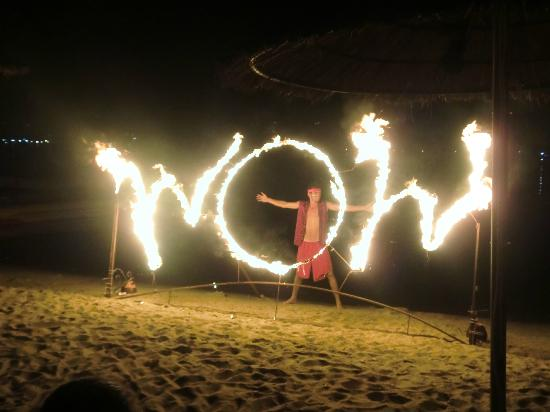 WOW Bodrum Resort: Beach Party