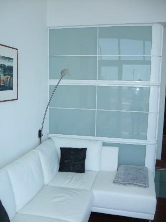 Palazzo Valletta Suites: Living room