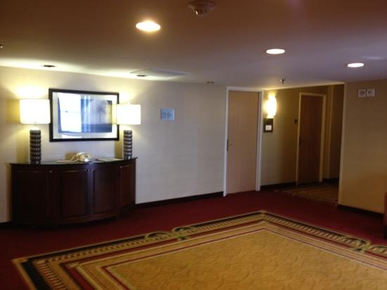 Marriott  Houston Airport at George Bush Intercontinental : guest room