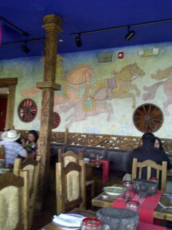 Charrito's : Wall Mural