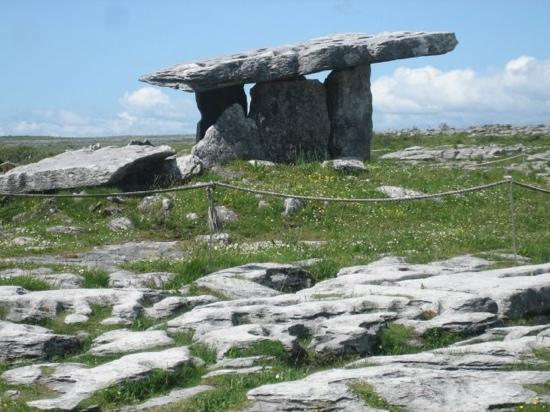 how to get to burren national park