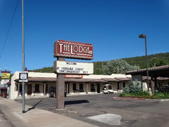 The Lodge On Route 66 Image