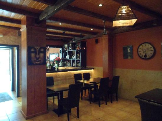 Restaurante Classica Gourmet: Bar Area