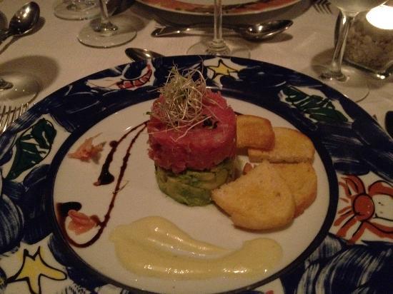 Restaurante Jurgen's: Tuna Tartar