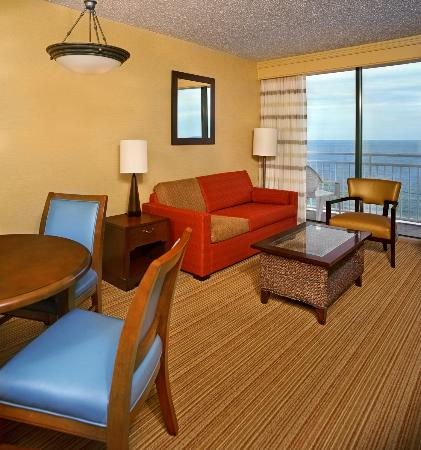Courtyard Virginia Beach Oceanfront/South照片