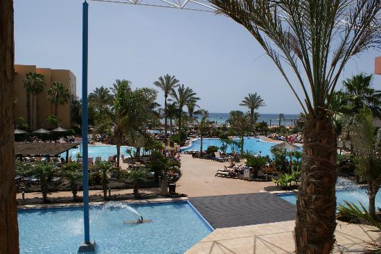 Barceló Fuerteventura Thalasso Spa: Pools Area