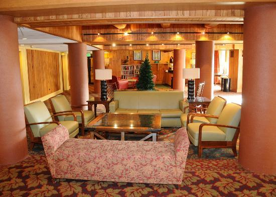 Seven Springs Mountain Resort Hotel Lobby