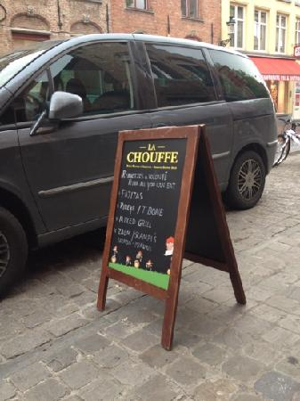 Ribs 'n Beer: le sign