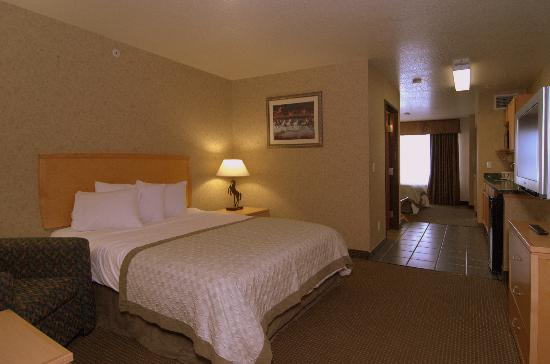 MainStay Suites by Ft. Sam Houston: 2 Queen Bedroom