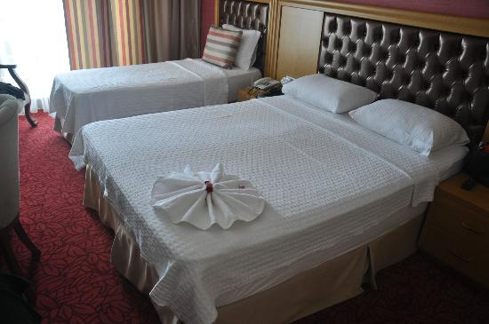 Orsmaris Boutique Hotel : The spotless rooms
