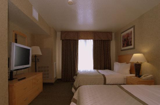 MainStay Suites by Ft. Sam Houston: Guest suite