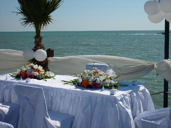 Paloma Grida Resort & Spa: Wedding