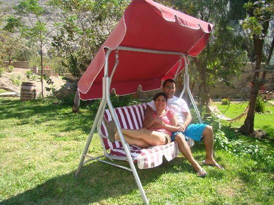 La Confianza Hotel - Lunahuana : Un lugar para relajarse.