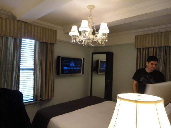 The Franklin: Habitacion Hotel