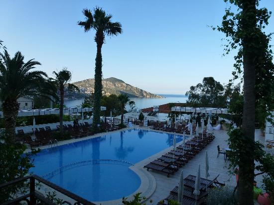 Samira Exclusive Hotel & Apartments : View from our room