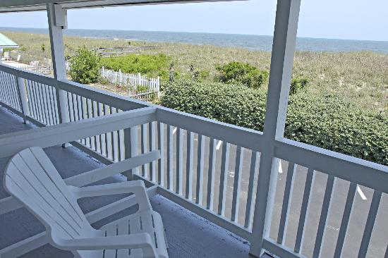 Surfside Lodge Oceanfront: Great views of the Ocean