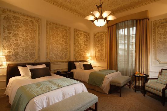 كاسا جانجوتينا: Luxury room