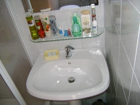 I Mulini a Vento B&B: lavabo