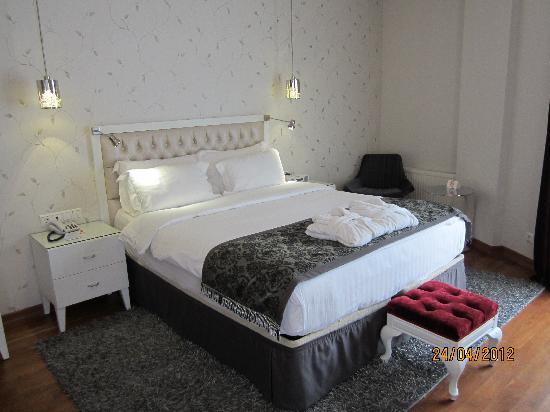 Hotel Amira Istanbul: Excelente quarto / 1