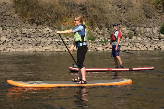RIGS Adventure CO Fly Shop and Guide Service: Stand Up Paddle Board Lessons RIGS Adventure Co. Ridgway Colorado