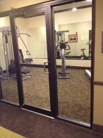 Best Western Plus Emory at Lake Fork Inn & Suites: Fitness Center - Basic But Nice (and Clean!)