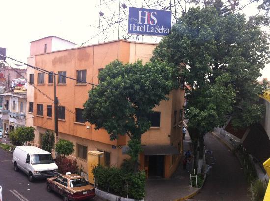 Hotel La Selva: Exterior