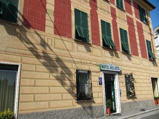 Hotel Bel Sito: bel sito vista