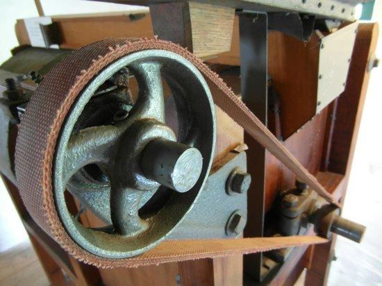 Le Moulin de Quetivel: Wheels