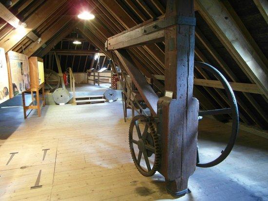 Le Moulin de Quetivel: Top floor