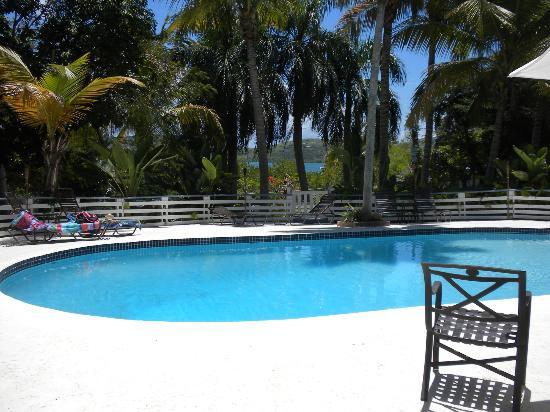 Club Seabourne: Pool