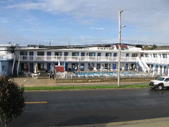 Surf 16 Motel: Surf16 Motel