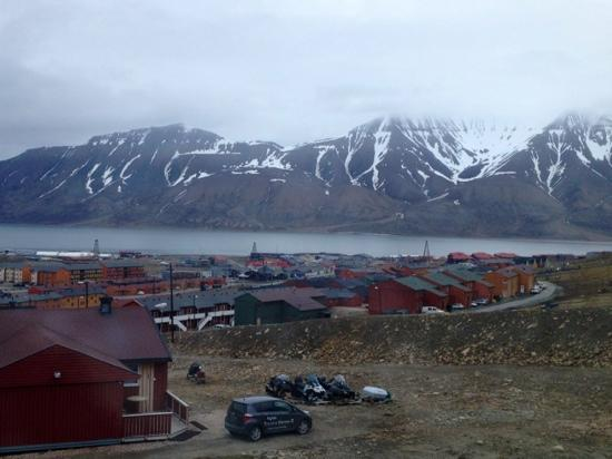 Spitsbergen Hotel: room with a view!!