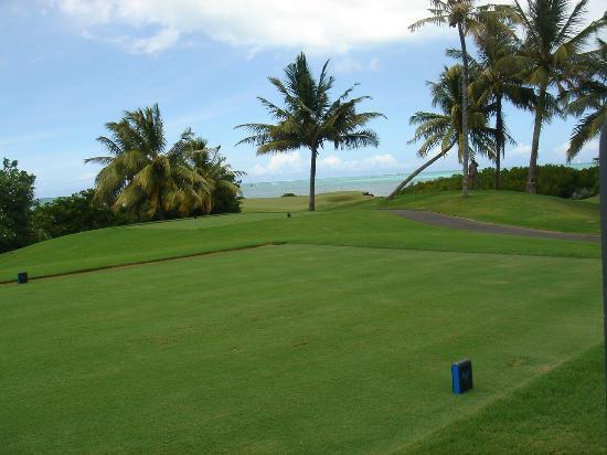Anahita Golf & Spa Resort : Wonderful golf course