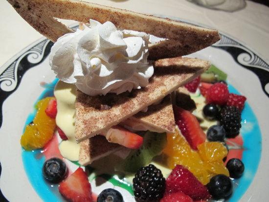 Dessert at El Tovar Dining Room - Picture of El Tovar Lodge Dining ...