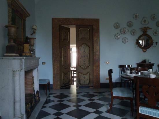 Villa San Gennariello b&b : Dining room